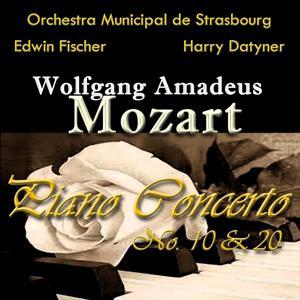 Mozart: Piano Concertos Nos. 10 & 20