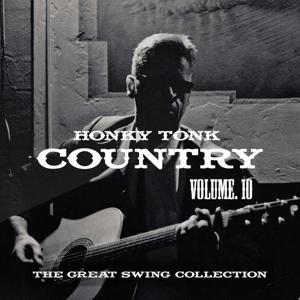 Honky Tonk Country Vol. 10