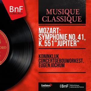 Mozart: Symphonie No. 41, K. 551