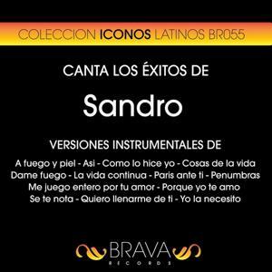 Canta los Exitos de Sandro