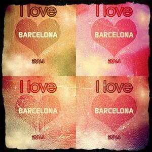 I love Barcelona 2014, Vol. 1 (20 Super Hits Edm Electro Dance House Tracks for Djs)