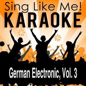 German Electronic, Vol. 3 (Karaoke Version)