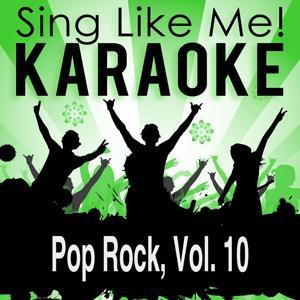 Pop Rock, Vol. 10 (Karaoke Version)