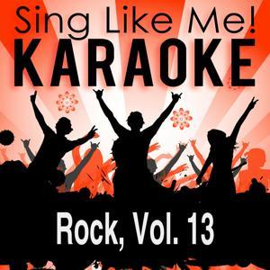 Rock, Vol. 13 (Karaoke Version)
