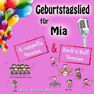 Geburtstagslied für Mia
