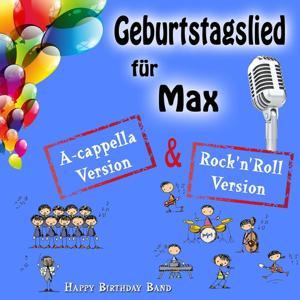 Geburtstagslied für Max