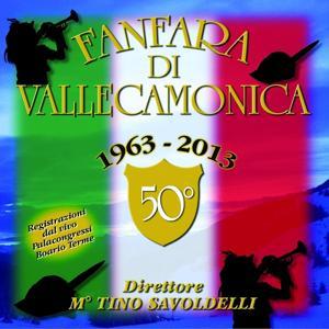 Fanfara della Valcamonica 50° anniversario