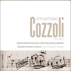 Vito Antonio Cozzoli (Passio Domini Nostri Iesu Christi secundum Ioannem)
