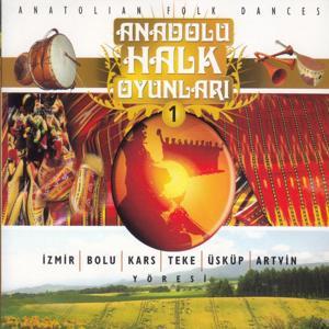 Anadolu Halk Oyunları, Vol. 1