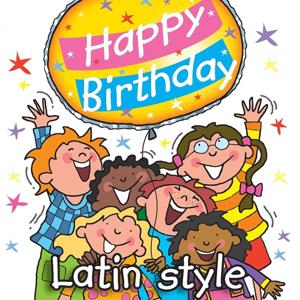 Happy Birthday - Latin Style