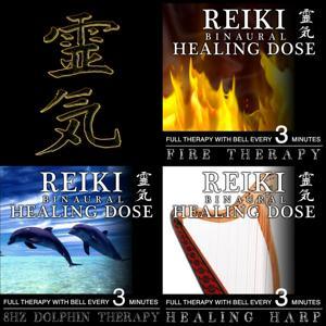 Reiki Binaural Healing Dose Collection, Vol. 18