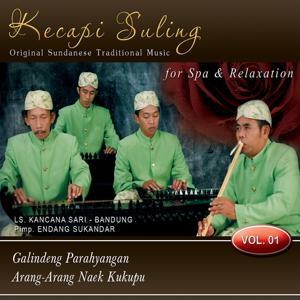Kecapi Suling, Vol. 1 (Original Sundanese Traditional Music)