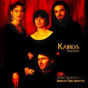 String Quartets: Bonato, Cera & Lincetto