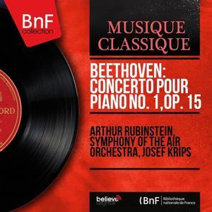 Beethoven: Concerto pour piano No. 1, Op. 15 (Mono Version)