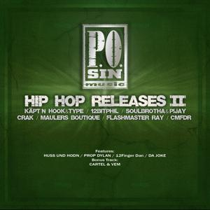 P.O.sin-music - Hip Hop Releases, Vol. 2