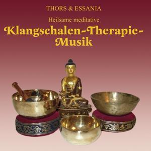 Heilsame Klangschalen-Therapie-Musik