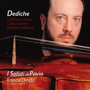 Dediche: Carlo Boccadoro, Carlo Galante & Roberto Molinelli