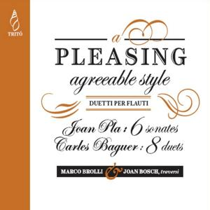 A Pleasing Agreeable Style: Duetti per Flauti