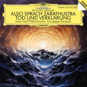 Strauss, R.: Also sprach Zarathustra, Op. 30; Tod und Verklärung, Op.24