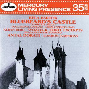 Bartók: Bluebeard's Castle / Berg: Wozzeck (excerpts)