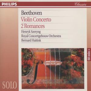 Beethoven: Violin Concerto; Violin Romances Nos.1 & 2