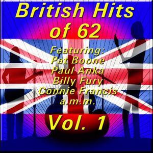 British Hits of 62, Vol. 1