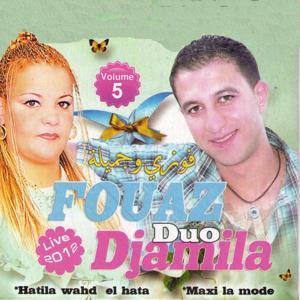 Duo Fouaz Djamila, Vol. 5 (Live 2012)