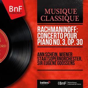 Rachmaninoff: Concerto pour piano No. 3, Op. 30 (Mono Version)