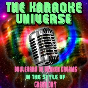 Boulevard of Broken Dreams (Karaoke Version) [In the Style of Green Day]