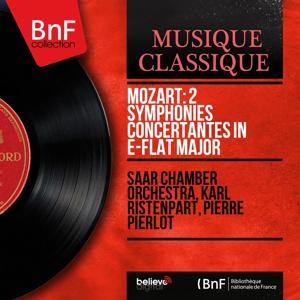 Mozart: 2 Symphonies concertantes in E-Flat Major (Mono Version)