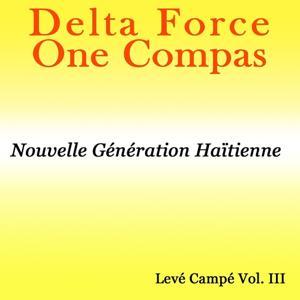 Levé campé, vol. 3 (Nouvelle génération haïtienne)