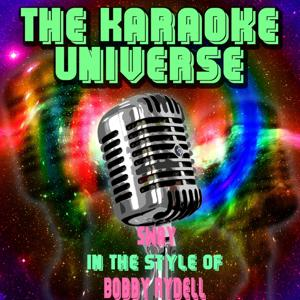 Sway (Karaoke Version) [In the Style of Bobby Rydell]