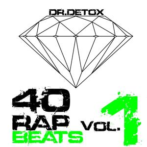 40 Rap Beats, Vol. 1