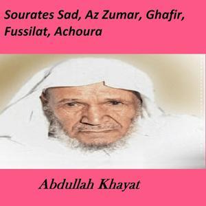Sourates Sad, Az Zumar, Ghafir, Fussilat, Achoura (Quran - Coran - Islam)