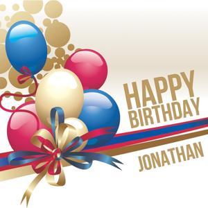 Happy Birthday Jonathan