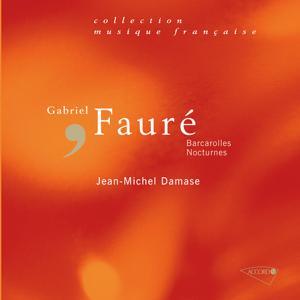 Faure-Barcarolles-Nocturnes