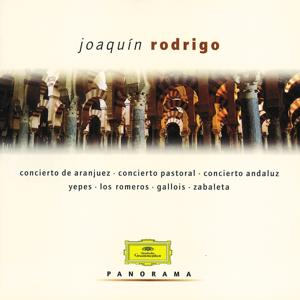 Rodrigo: Concierto de Aranjuez, Entre olivares etc.