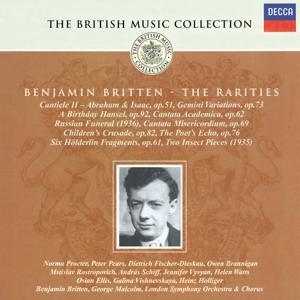 Britten Rarities