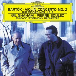 Bartók: Violin Concerto No.2; Rhapsodies