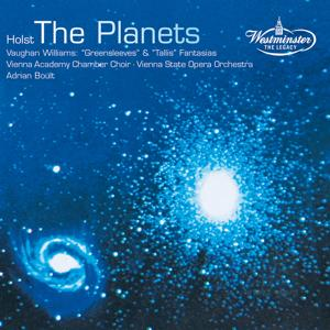 Holst: The Planets / Vaughan Williams: Greensleves & Tallis Fantasia