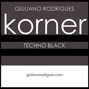 Korner - Techno Black