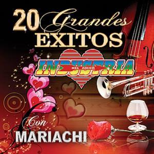 20 Grandes Exitos Con Mariachi