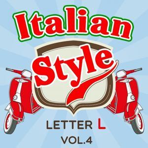 Italian Style: Letter L, Vol. 4