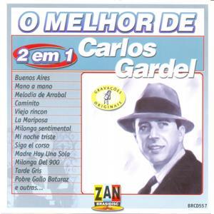 2 em 1: O Melhor de Carlos Gardel