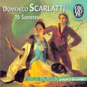 Domenico Scarlati: 15 Sonates