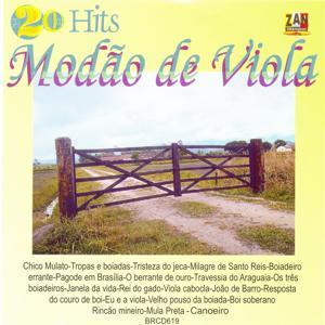 20 Hits: Modão de Viola