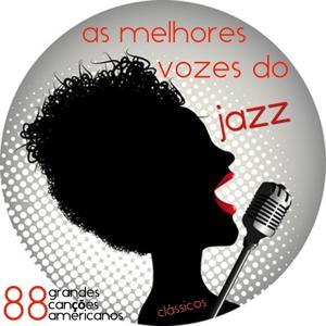 As Melhores Vozes Do Jazz (88 Grandes Canções Clássicos Americanos)