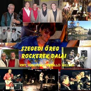 Szegedi Öreg Rockerek Dalai