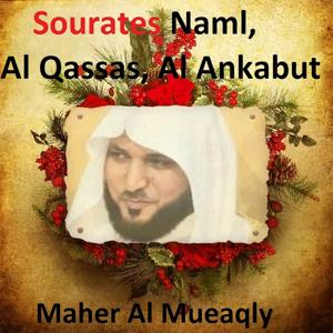 Sourates Naml, Al Qassas, Al Ankabut (Quran - Coran - Islam)