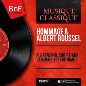 Hommage à Albert Roussel (Mono Version)